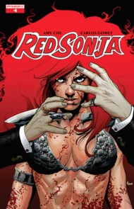 Red Sonja (Dynamite 4th Series) 2018 Vol.4 #4