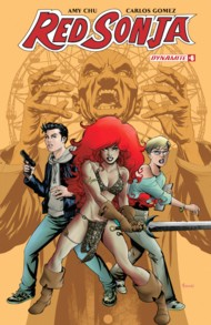 Red Sonja (Dynamite 4th Series) 2018 Vol.4 #6