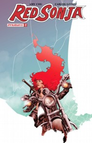 Red Sonja (Dynamite 4th Series) 2018 Vol.4 #7