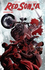 Red Sonja (Dynamite 4th Series) 2018 Vol.4 #3