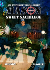 Mason: Sweet Sacrilege 15th Anniversary Special Edition 2018 #1