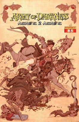 Army of Darkness: Ashes to Ashes #3
