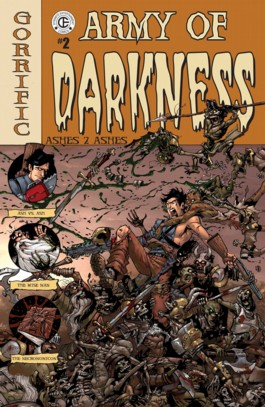 Army of Darkness: Ashes to Ashes #2