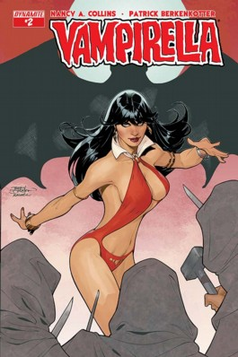 Vampirella (Dynamite 2nd Series) Vol.2 #2