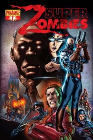 Super Zombies  #1