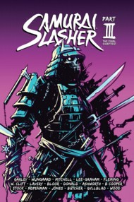 Samurai Slasher 2015 Vol.3