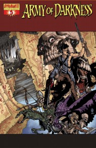 Army of Darkness (1st Series) 2006 - 2007 Vol.1 #5