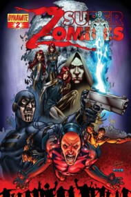 Super Zombies  #2