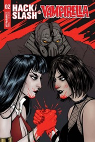 Hack/Slash VS Vampirella  #2