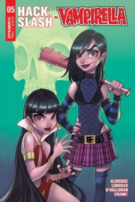 Hack/Slash VS Vampirella  #5
