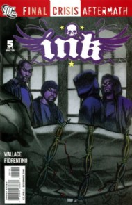 Final Crisis Aftermath: Ink 2009 #5