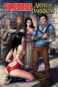 Vampirella/Army of Darkness  #3
