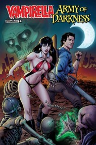 Vampirella/Army of Darkness  #4