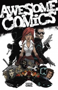 Awesome Comics  Vol.1 #1