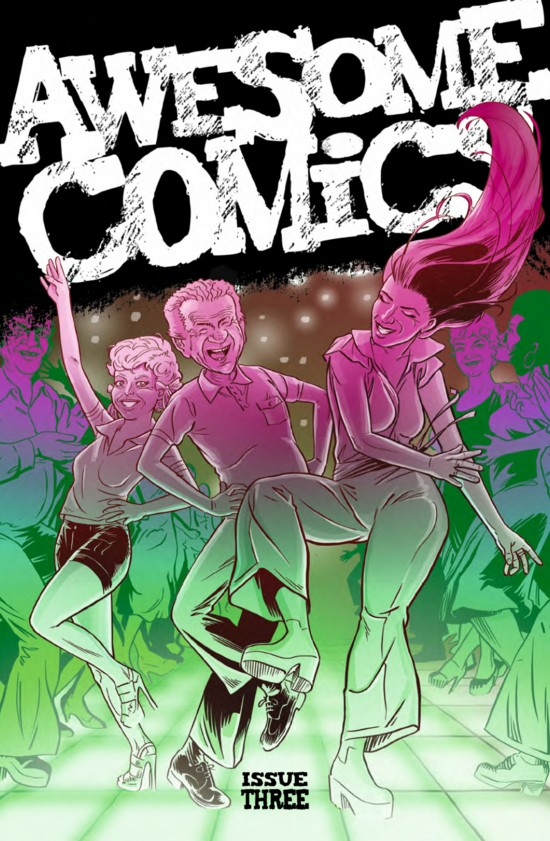 Awesome Comics  Vol.1 #3