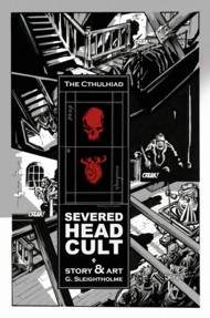 Severed Head Cult - The Cthulhiad 2014 to present Vol.1 #1