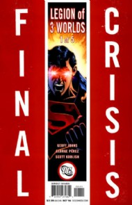 Final Crisis: Legion of Three Worlds 2008 - 2009 #1