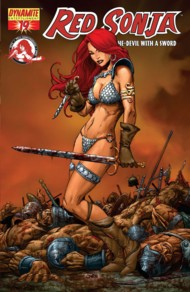 Red Sonja: She-Devil With a Sword 2005 - 2013 #19