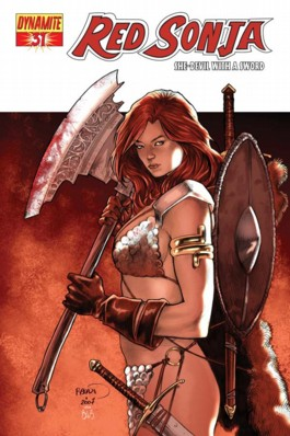 Red Sonja: She-Devil With a Sword 2005 - 2013 #31