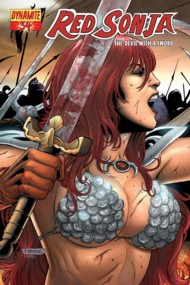 Red Sonja: She-Devil With a Sword 2005 - 2013 #34