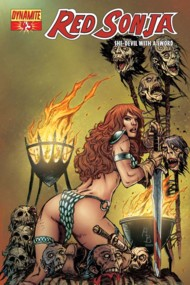 Red Sonja: She-Devil With a Sword 2005 - 2013 #43