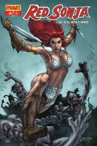 Red Sonja: She-Devil With a Sword 2005 - 2013 #38