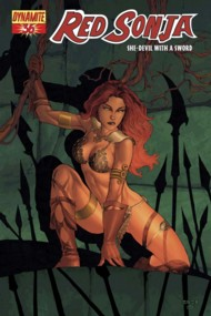 Red Sonja: She-Devil With a Sword 2005 - 2013 #36