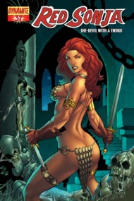 Red Sonja: She-Devil With a Sword 2005 - 2013 #37
