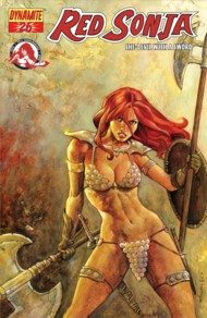 Red Sonja: She-Devil With a Sword 2005 - 2013 #26