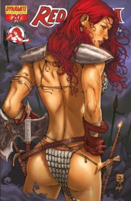 Red Sonja: She-Devil With a Sword 2005 - 2013 #20