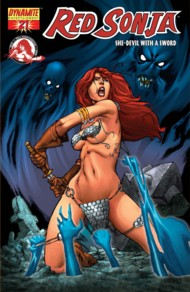 Red Sonja: She-Devil With a Sword 2005 - 2013 #21