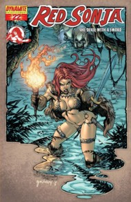 Red Sonja: She-Devil With a Sword 2005 - 2013 #22