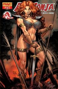 Red Sonja: She-Devil With a Sword 2005 - 2013 #25