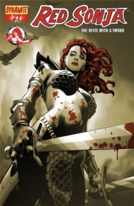 Red Sonja: She-Devil With a Sword 2005 - 2013 #27