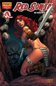 Red Sonja: She-Devil With a Sword 2005 - 2013 #28