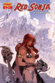 Red Sonja: She-Devil With a Sword 2005 - 2013 #40