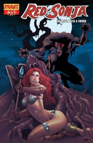 Red Sonja: She-Devil With a Sword 2005 - 2013 #35