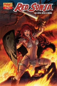 Red Sonja: She-Devil With a Sword 2005 - 2013 #42