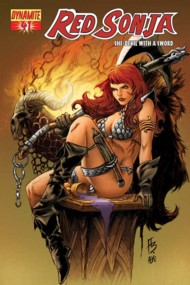 Red Sonja: She-Devil With a Sword 2005 - 2013 #41