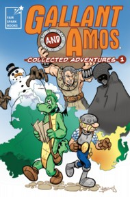 Gallant & Amos Collected Adventures  #1