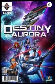 Destiny Aurora 1 Vol.1 #1