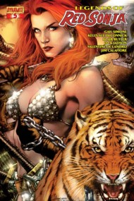 Legends of Red Sonja 2014 - #5