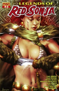 Legends of Red Sonja 2014 - #3