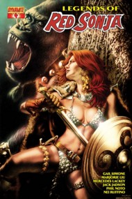 Legends of Red Sonja 2014 - #4