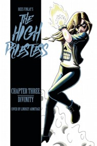 The High Priestess 2019 Vol.1 #3