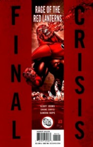 Final Crisis: Rage of the Red Lanterns 2008