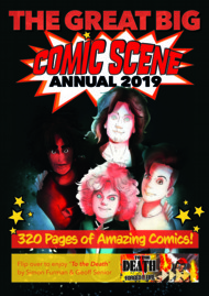 ComicScene UK  Vol.2