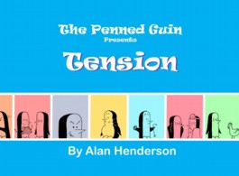 Penned Guin: Tension