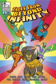 Tales From Beyond Infinity  #2