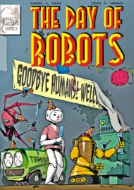 The Day of Robots (2015) Vol.1 #0